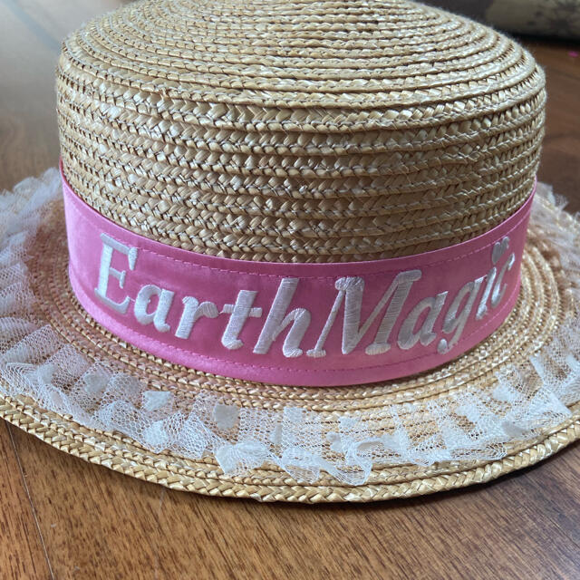 EARTHMAGIC(アースマジック)の54センチ キッズ/ベビー/マタニティのこども用ファッション小物(帽子)の商品写真