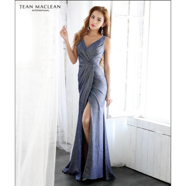 AngelR(エンジェルアール)の☆試着のみ☆JEANMACLEAN ジャンマクレーン ロングドレス レディースのフォーマル/ドレス(ロングドレス)の商品写真