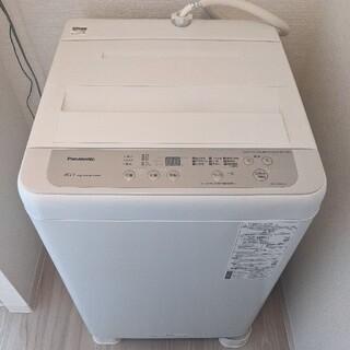 パナソニック(Panasonic)のPanasonic 2019年製 全自動洗濯機(洗濯機)