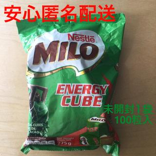 Nestle - 【Nestle】MILO ENERGY CUBE ☆未開封1袋☆