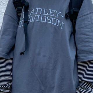 ハーレーダビッドソン(Harley Davidson)のHarley-Davidson(Tシャツ/カットソー(半袖/袖なし))