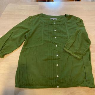 しまむら - 薄手のシャツ 七分袖