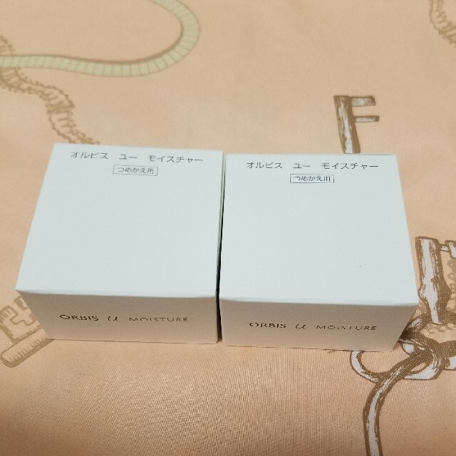 ORBIS(オルビス)のmitohi  様 専用 オルビスユー モイスチャー 詰め替え用 50g × 2 コスメ/美容のスキンケア/基礎化粧品(保湿ジェル)の商品写真