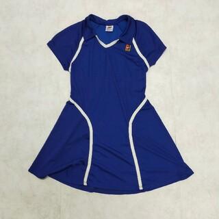ナイキ(NIKE)のNIKE ナイキ 90年代 白タグ ポロ ワンピース テニス ワンピース(ウェア)