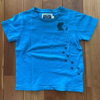 エニィファム(anyFAM)のanyFAM 恐竜半袖Tシャツ(Tシャツ/カットソー)