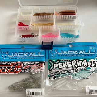 JACKALL - まとめ売り ワーム