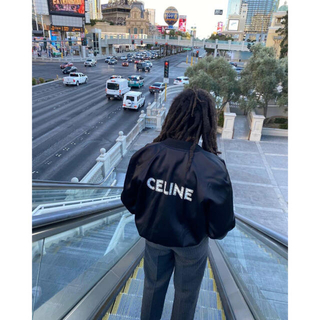 celine - CELINE 21ss jacket スタッズ MRPORTER限定