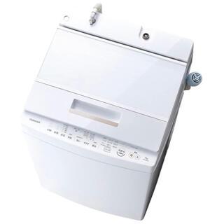 東芝 - TOSHIBA 東芝 ZABOON 全自動洗濯機 AW-7D6-W ザブーン