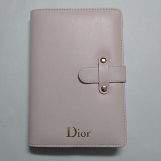 Dior - ディオール 手帳 ノベルティ