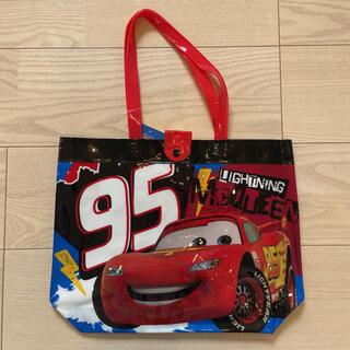 ディズニー(Disney)の新品未使用タグ付き ディズニー カーズ  ビニールバッグ プールバック(その他)