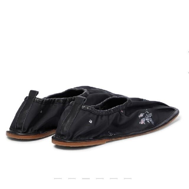 Drawer(ドゥロワー)のcecilie bahnsen × Hereu セシリーバンセン フラット レディースの靴/シューズ(バレエシューズ)の商品写真