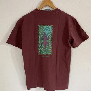 mont bell - デッドストック モンベル Tシャツ  トカゲ ビンテージ