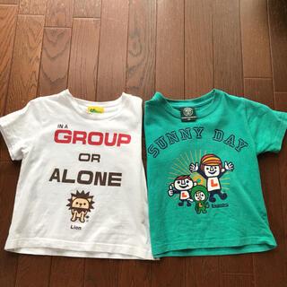 LAUNDRY - 100センチ男の子Tシャツ2枚セット