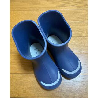 ムジルシリョウヒン(MUJI (無印良品))の無印レインブーツ キッズレインブーツ (長靴/レインシューズ)