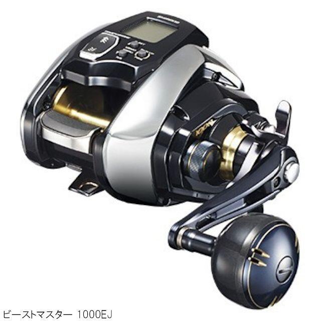 SHIMANO(シマノ)の【新品/未使用】シマノ ビーストマスター 1000EJ(電動リール) スポーツ/アウトドアのフィッシング(リール)の商品写真