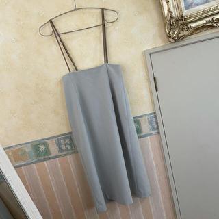 PROPORTION BODY DRESSING - プロポーションボディドレッシング サスペンダータイトスカート