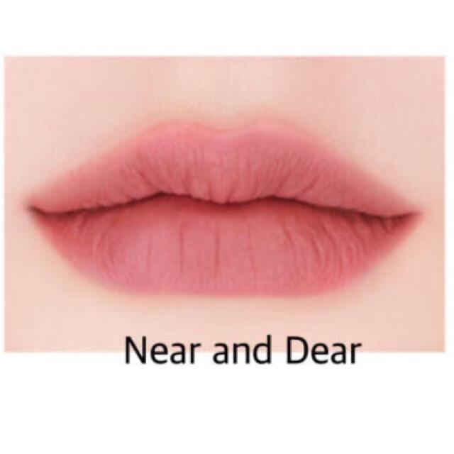 3ce(スリーシーイー)の3ce velvet lip tint line コスメ/美容のベースメイク/化粧品(口紅)の商品写真