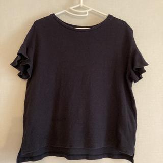 IENA - yori  ヨリ トップス カノコフレアスリーブTシャツ カットソー