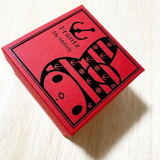 マイメロディ(マイメロディ)の神戸フランツ 神戸苺トリュフ マイメロディ コラボ 期間限定 BOX エンタメ/ホビーのおもちゃ/ぬいぐるみ(キャラクターグッズ)の商品写真