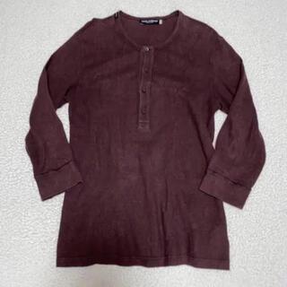 ドルチェアンドガッバーナ(DOLCE&GABBANA)のDOLCE & GABBANA SIZE 48(Tシャツ/カットソー(半袖/袖なし))
