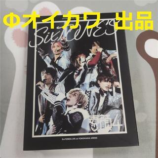 素顔4 SixTONES 盤