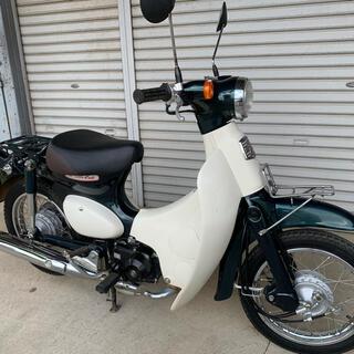 ホンダ - リトルカブ FI車 ホンダ タスマニアグリーン 50cc