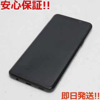 サムスン(SAMSUNG)の新品同様 SC-02K ブラック 本体 白ロム (スマートフォン本体)