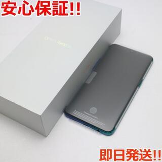 オッポ(OPPO)の新品 OPPO Reno A 64GB ブルー (スマートフォン本体)