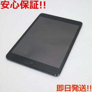 アップル(Apple)の美品 iPad mini Wi-Fi64GB ブラック (タブレット)