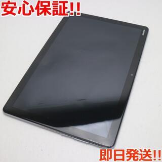 アンドロイド(ANDROID)の超美品 MediaPad M5 lite BAH2-W19 スペースグレー (タブレット)
