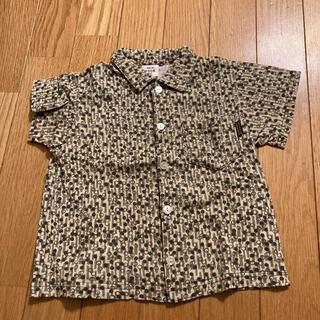 ベベ(BeBe)の半袖シャツbebe ドット(Tシャツ/カットソー)