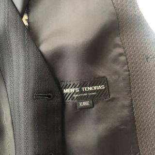 メンズティノラス(MEN'S TENORAS)のメンズティノラスベストブラック3枚セット L L XL(ベスト)