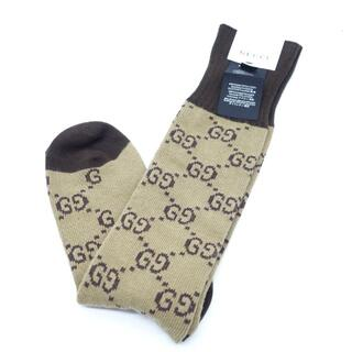 Gucci - GUCCI 471093 LONG SOCKS G グッチ ロングソックス 靴下