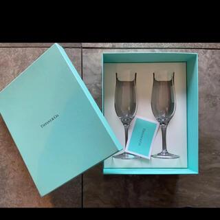 ティファニー(Tiffany & Co.)のTiffany シャンパングラス ティファニー(グラス/カップ)