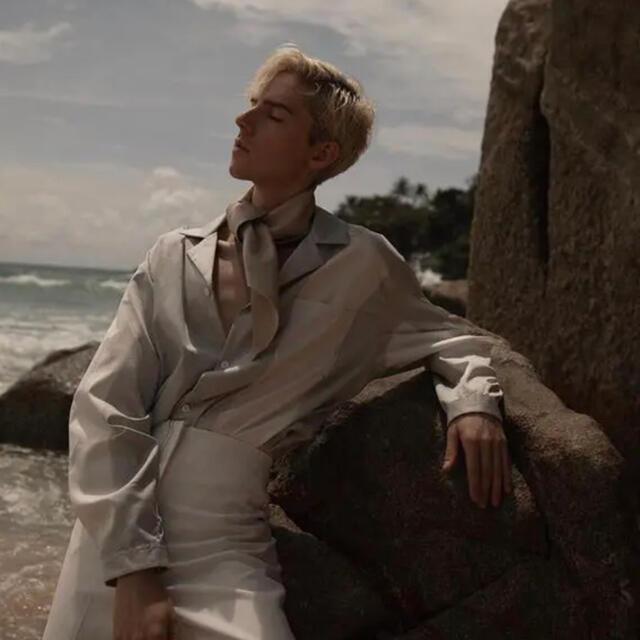 Jil Sander(ジルサンダー)のDANSHAN  SIZE M 新品 メンズのトップス(シャツ)の商品写真