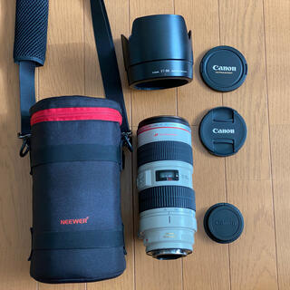 Canon - CANON EF 70-200mm  F2.8 L IS USM