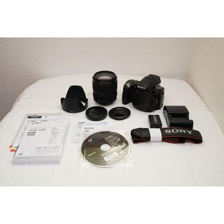 SONY - Sony α55 A55 + SAL18135 美品 送料無料