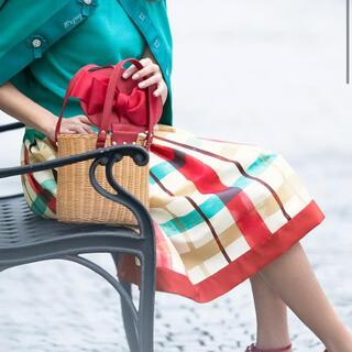 エムズグレイシー(M'S GRACY)の新品未使用 エムズグレイシー 38 スカート(ひざ丈スカート)