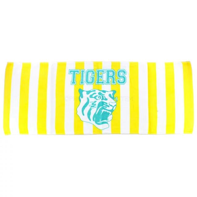 阪神タイガース(ハンシンタイガース)の阪神タイガース TORACO フェイスタオル スポーツ/アウトドアの野球(応援グッズ)の商品写真