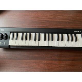 コルグ(KORG)のkorg micro key 37 有線(MIDIコントローラー)