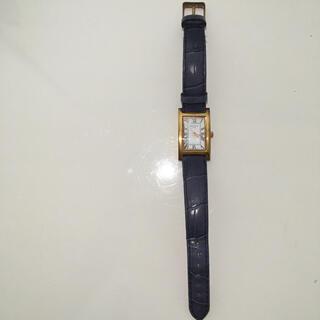 Pierre Lannier 腕時計 レディース 紺色 ピエールラニエ ネイビー