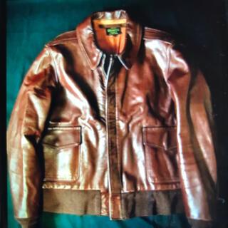 Buzz Rickson's - A-2 CAB CLOTHING /フライトレザージャケット