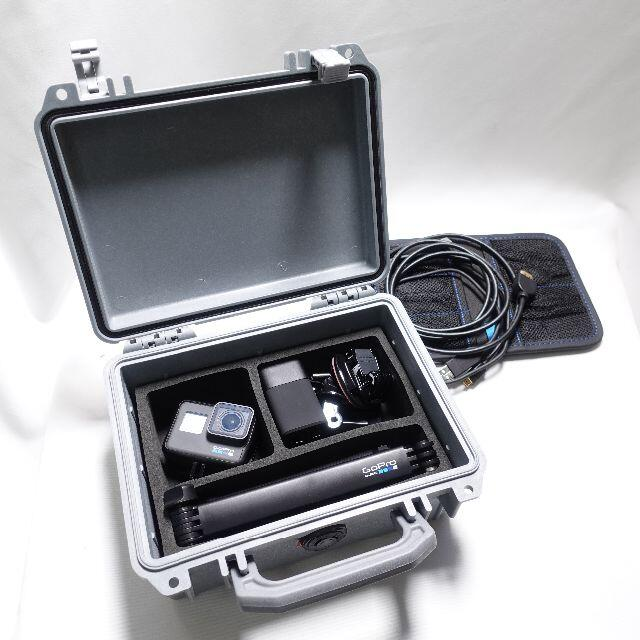 GoPro(ゴープロ)の■Go Pro hero6 ブラック  スマホ/家電/カメラのカメラ(コンパクトデジタルカメラ)の商品写真