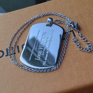 ルイヴィトン(LOUIS VUITTON)のLouis Vuitton ネックレス 美品(ネックレス)