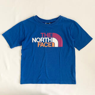 THE NORTH FACE - THE NORTH FACE 120cm キッズTEE