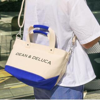 ディーンアンドデルーカ(DEAN & DELUCA)の限定 DEAN & DELUCA キャンバス トートバッグ Sサイズ(ショルダーバッグ)