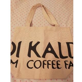 カルディ(KALDI)の明日まで♥KALDI トートバッグ(トートバッグ)