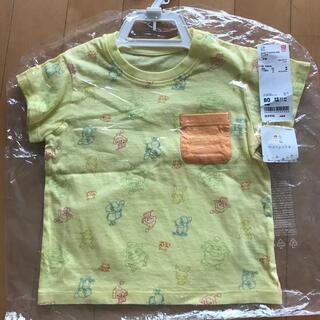 ユニクロ(UNIQLO)のUNIQLO  ベビー モンポケ ポケモン(Tシャツ)
