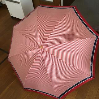 クリスチャンディオール(Christian Dior)のクリスチャンディオール、折り畳み雨傘(傘)