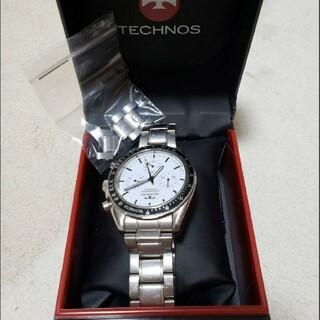 TECHNOS - テクノス クロノグラフ T4146 メンズ腕時計